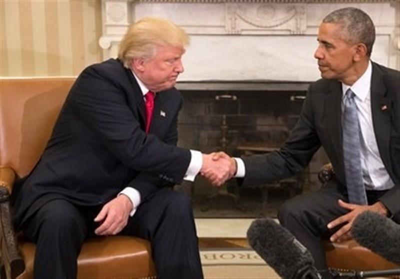 راهبرد یکسان اوباما و ترامپ در حفظ تحریمهای بانکی علیه ایران
