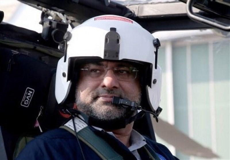 «نخست وزیر پاکستان» خلبان بالگرد ترکیهای شد +تصاویر -  Tasnim