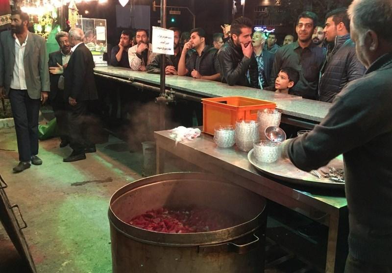 موکب رایةالعباس؛ تنها موکب ایرانی در نجف