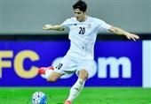 آزمون در جمع 18 استعداد بالقوه جام جهانی 2018 روسیه