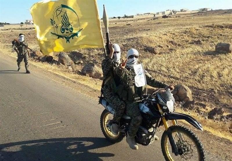 مقاومت فاطمیون و دفع هجوم داعش/ماجرای کشف قرصهای روانگردان از تروریستها +عکس و فیلم