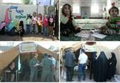 خدمات گروه جهادی منتظران خورشید به مناطق محروم + تصاویر