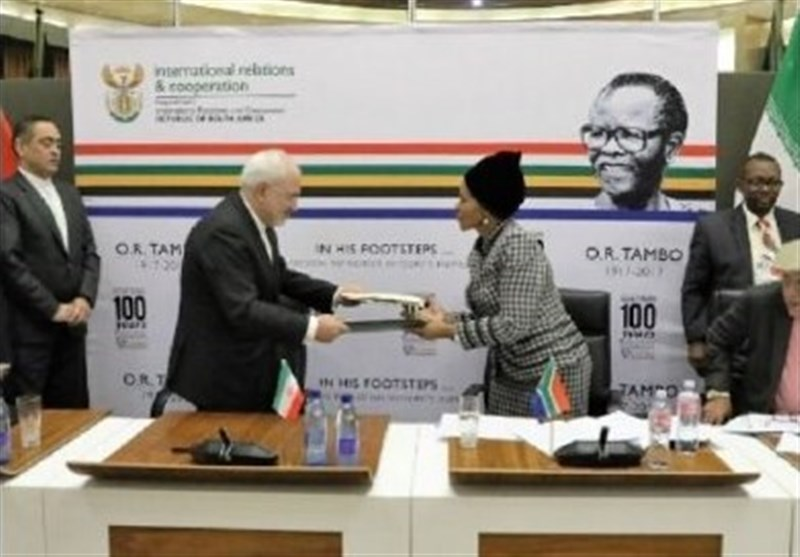 Iran-South Africa Joint Commission Held in Pretoria