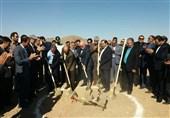 نخستین نیروگاه خورشیدی 10 مگاواتی خراسان جنوبی در خوسف کلنگزنی شد