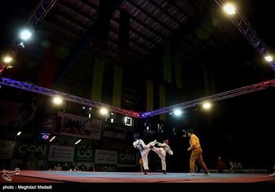 رقابتهای لیگ تکواندو