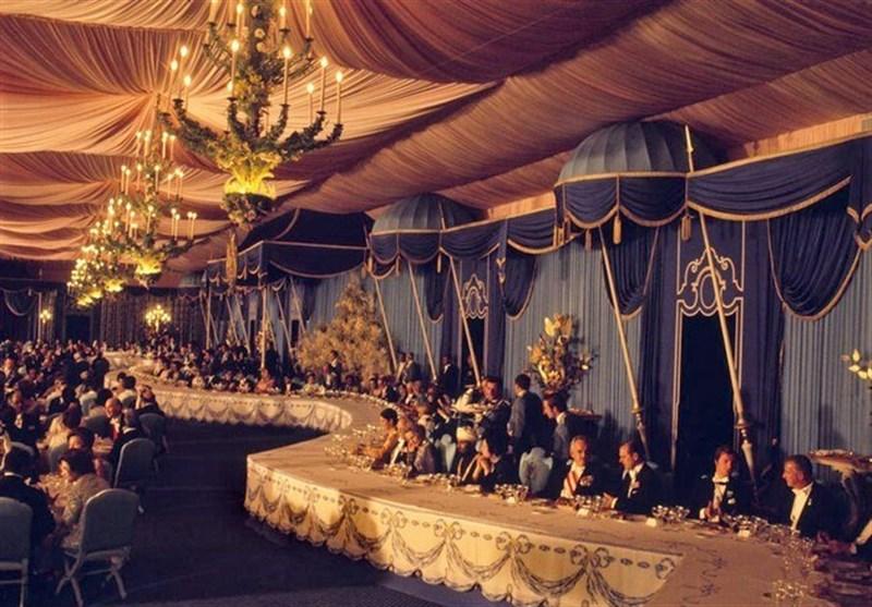 جشنی که میلیونها دلار خرج روی دست دولت ایران گذاشت + تصاویر