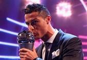 رونالدو برای دومین سال پیاپی مرد سال جهان شد؛ زیدان بهترین مربی و بوفون بهترین دروازهبان + عکس و فیلم