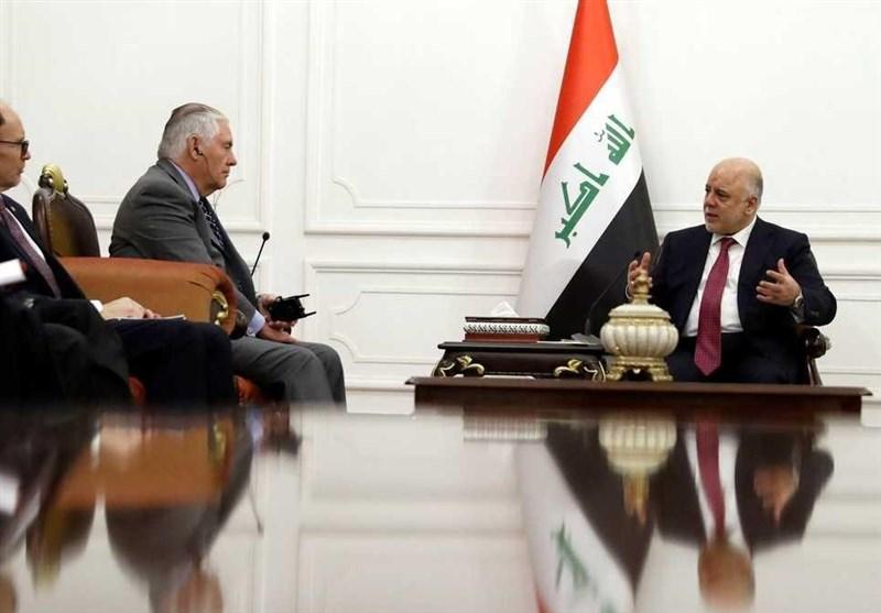 İbadi Tillerson'a Hitaben: Haşdi Şabi Irak Ve Bölge'nin Ümit Kaynağıdır