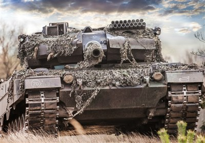 خلف وعده برلین در زمینه توقف صادرات سلاح به ترکیه