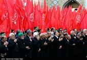 خدمترسانی 20 هزار خادم به زائران بارگاه رضوی در تاسوعا و عاشورای حسینی