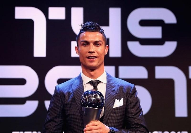 رونالدو یحصل على جائزة أفضل لاعب فی جولة دوری أبطال أوروبا