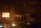 آتش زدن مدرسه راه شهدا موجب تعطیلی شد/زمان فعالیت مجدد مدرسه