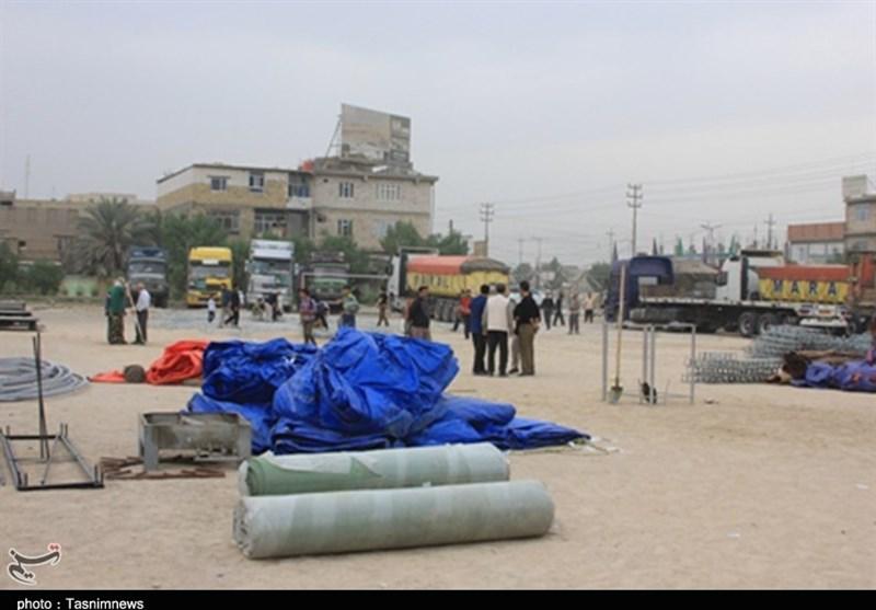 کارشناسان آبفای خراسان شمالی برای حضور در موکب اربعین به کربلا اعزام میشوند