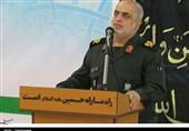 سپاه قدس گیلان 40 کانکس جهت اسکان زلزلهزدگان به کرمانشاه ارسال کرد