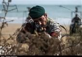 تمرینات تکاوران نیروی دریایی ارتش + عکس