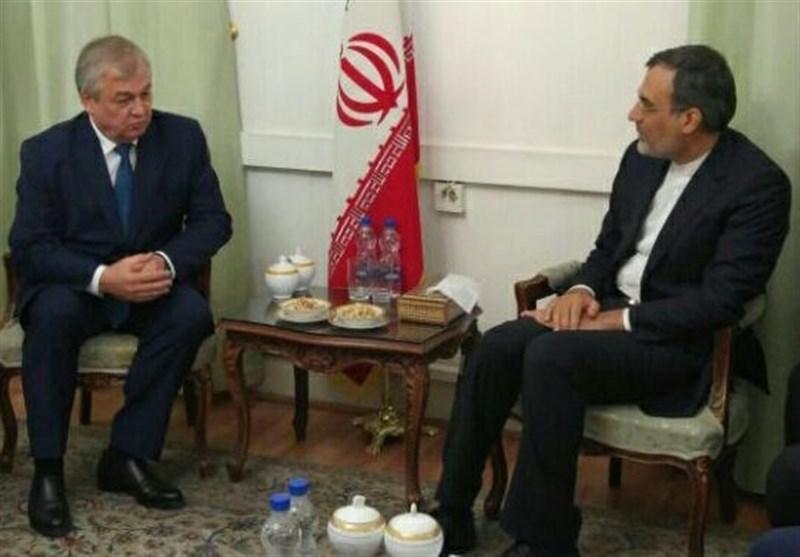 Senior Iranian, Russian Officials Discuss Syria in Sochi