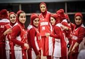 شکست سنگین مالدیو مقابل دختران ایرانی