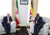 دیدار وزرای خارجه ایران و اوگاندا/ تاکید کامپالا بر گسترش روابط با تهران در حوزه کشاورزی
