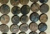 260 سکه قدیمی در شهرری کشف شد