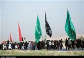 میزبانی مردم سوسنگرد از کاروان 40 هزار نفری سفینهَ النجاهَ اهواز