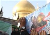 تشییع 6 شهید مدافع حرم در قم به روایت تصویر