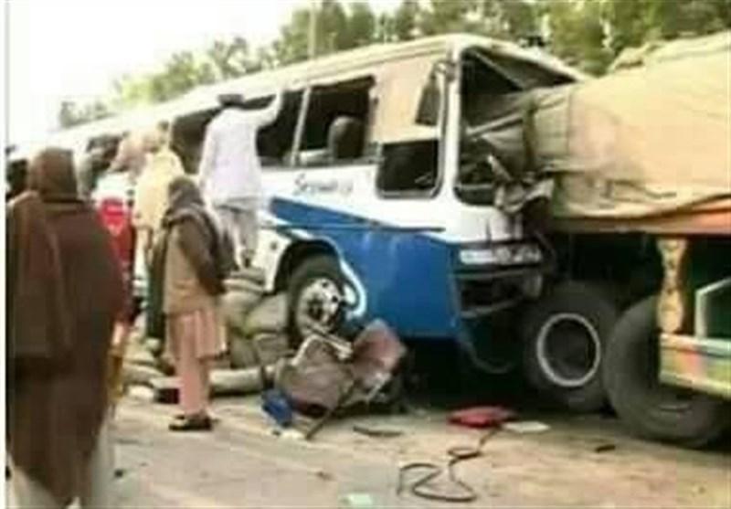 دالبندین، زائرین کی بس کو حادثہ ، 22 زائرین شہید + شہداء کی فہرست