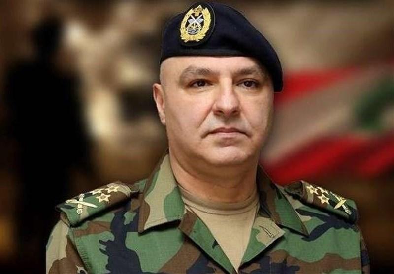 اقدام تحسین برانگیز فرمانده ارتش لبنان در تحریم نشست ائتلاف آمریکایی