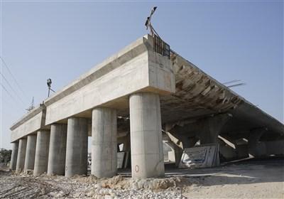 پل غیرهمسطح شهید قاسم سلیمانی در اردبیل تا یک ماه آینده افتتاح میشود
