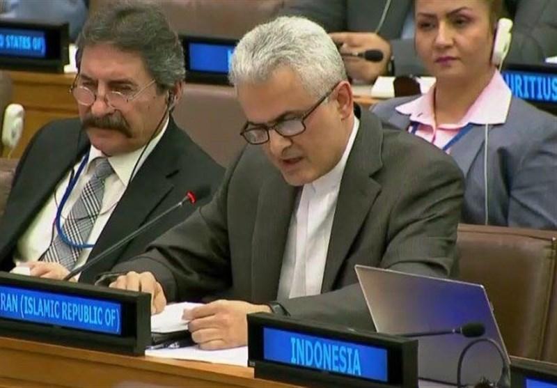 واکنش قاطع ایران به گزارش ضدایرانی گزارشگر حقوق بشر