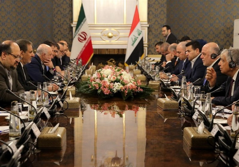 جهانغیری: العراق یقف على أعتاب نصر کبیر وندعم وحدة أراضیه