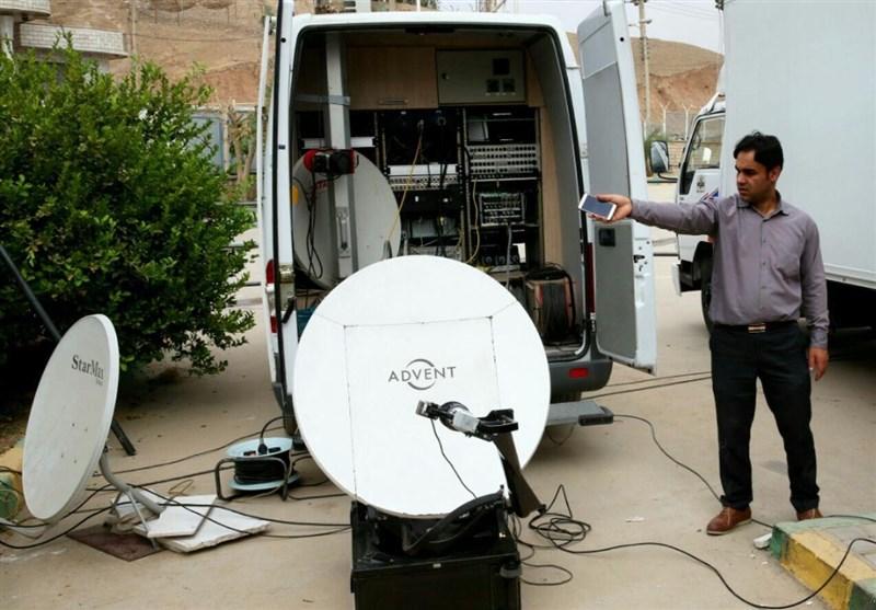 چهار قرارگاه رسانهای در مرز شلمچه افتتاح شد