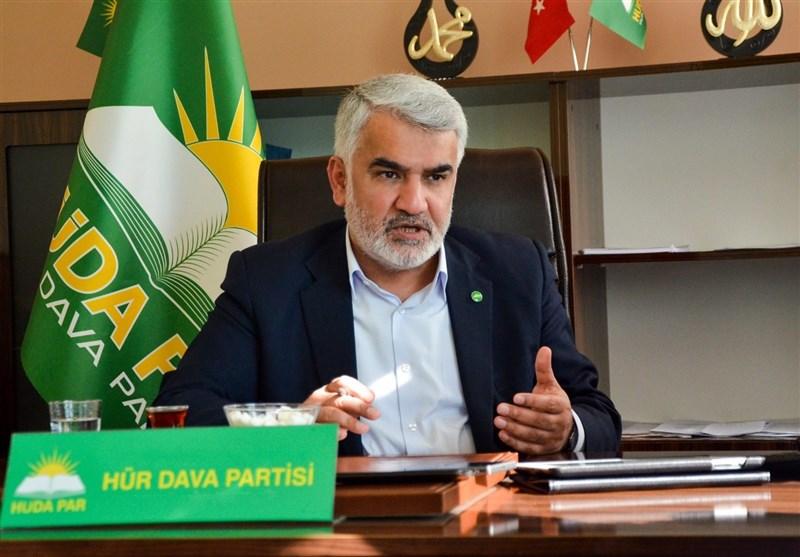 HÜDA PAR Genel Başkanı: Türkiye Kürtlerden Özür Dilemeli/ Irak Kürt Sorunu Ayetullah Sistani'nin Hakemliğinde Müzakere Edilmelidir