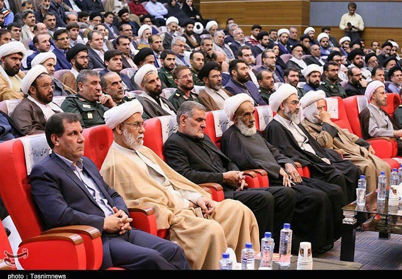 کنگره ملی مرحوم آیت الله ملک حسینی در یاسوج6