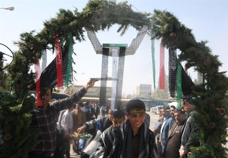 کرمانشاه| 3700 دانشآموز کرمانشاهی به اردوهای راهیاننور اعزام شدند