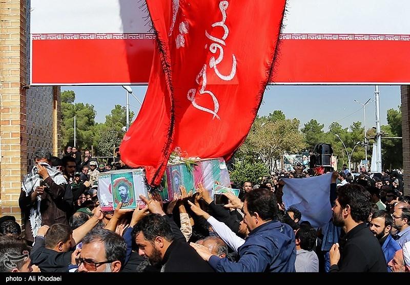 کرمان میزبان شهید مدافع حرم میشود