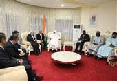 ظریف با رئیس جمهور و نخست وزیر نیجر دیدار کرد