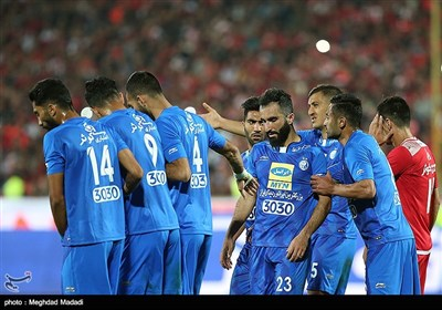 Persepolis Defeats Arch-Rival Esteghlal 1-0 in Tehran Derby