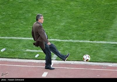 برانکو ایوانکوویچ سرمربی تیم فوتبال پرسپولیس تهران