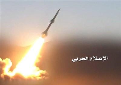 شلیک موشک بالستیک ارتش یمن به مرکز فرماندهی متجاوزان اماراتی
