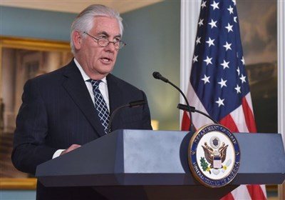 تیلرسون: هیچ مشوقی به پیونگ یانگ برای بازگشت به میز مذاکره پیشنهاد نشده است