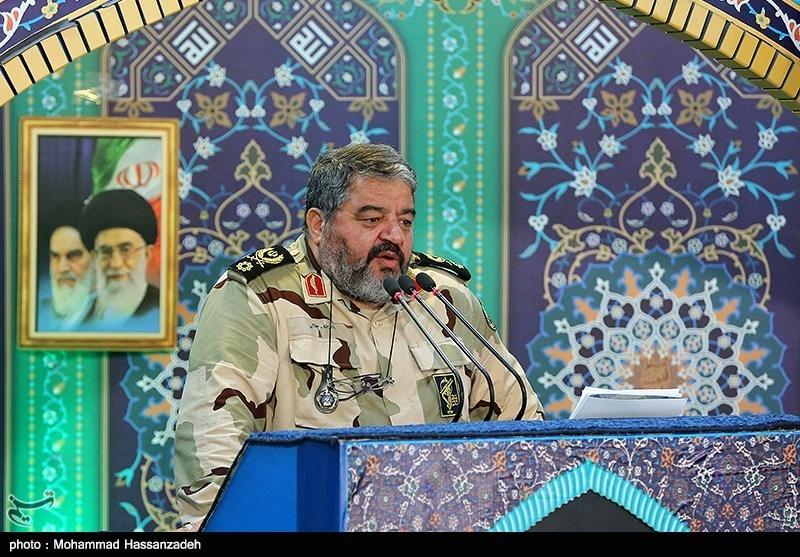 November 4, Day of Fight against US-Israeli-Saudi Alliance: Iranian General