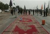 خروج زائران اربعین حسینی از مرز خسروی تا چند روز آینده میسر میشود