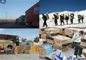 کشف 2 انبار بزرگ قاچاق در تهران