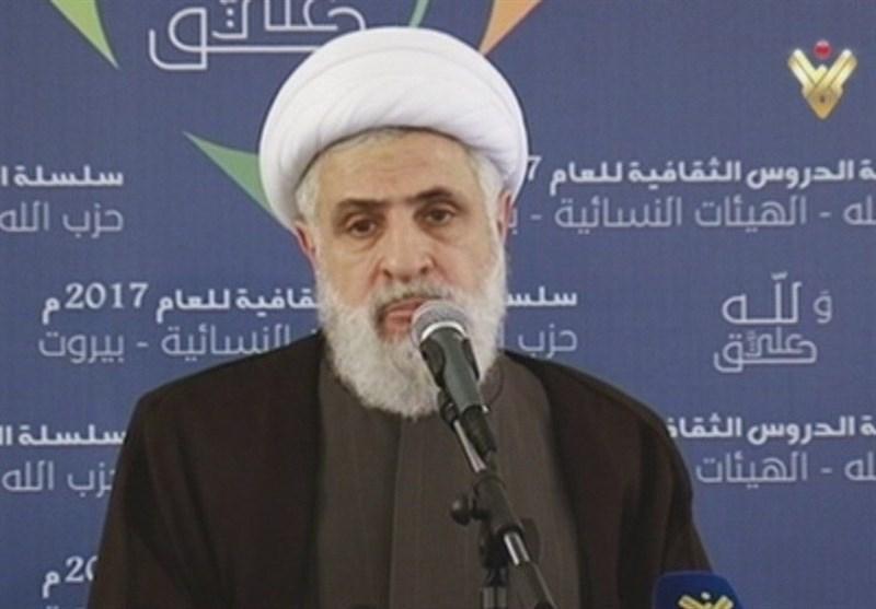 حزب اللہ کے نائب سربراہ کے بیان سے اسرائیل کی نیندیں اڑ گئیں