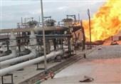 6 کشته و 2 مصدوم در آتشسوزی پالایشگاه نفت تهران