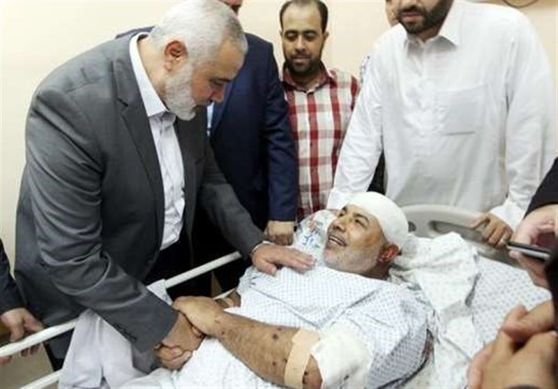 Hamas Security Chief Wounded in Gaza Car Bombing