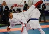 کاراتهکار البرزی مقام اول مسابقات آسیایی را کسب کرد