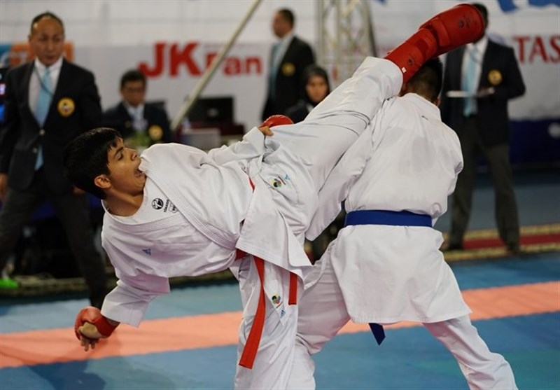 برنامه مبارزات لیگ جهانی کاراته وان پاریس اعلام شد