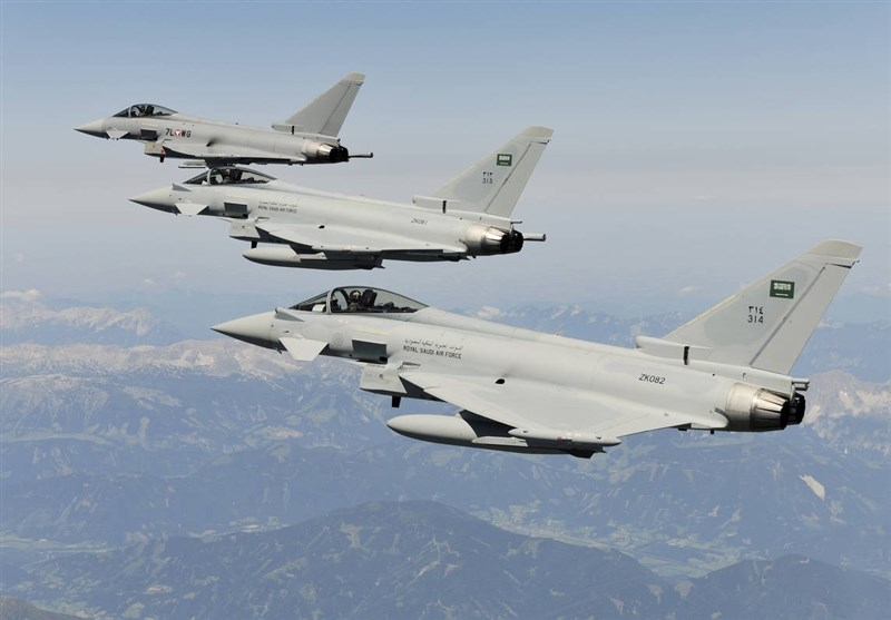 Saudi Fighter Jets Continue to Hit Areas across Yemen
