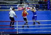 مسابقات بوکس قهرمانی کشور- سنندج